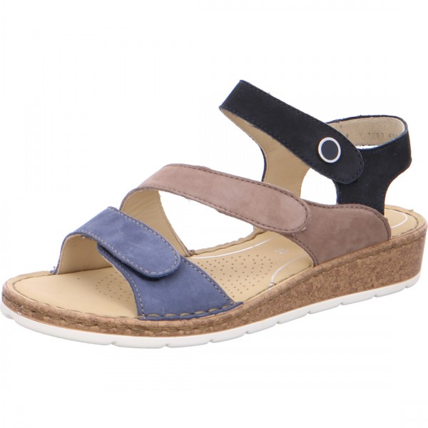 ara sandales compensées Positano
