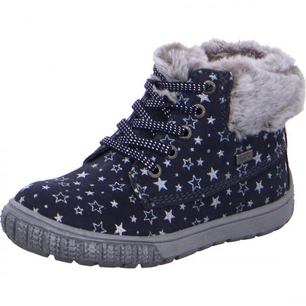 Mädchen Stiefelchen JUXY-TEX blau