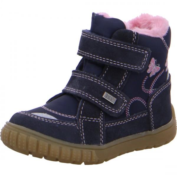 Mädchen Stiefelchen JASMINA-TEX blau