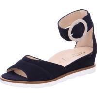 Sandale Riva blau