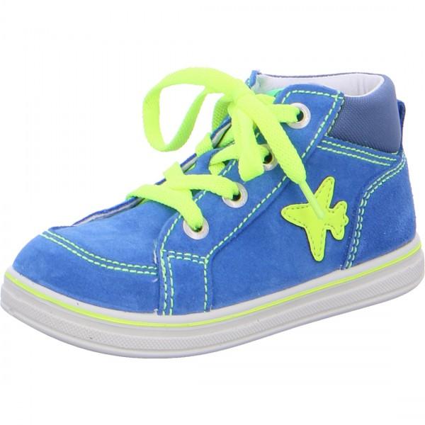 Jungen Stiefelchen JESSA blau