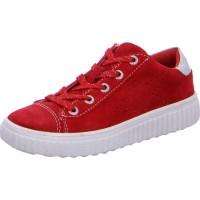 Mädchen Sneaker NELIA rot