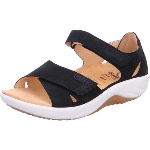 Sandalette GENDA schwarz