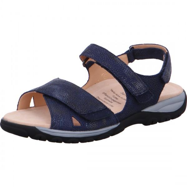 Sandalette HAPPY dunkelblau