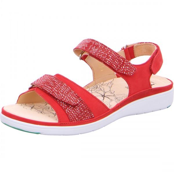 Sandalette GINA rot