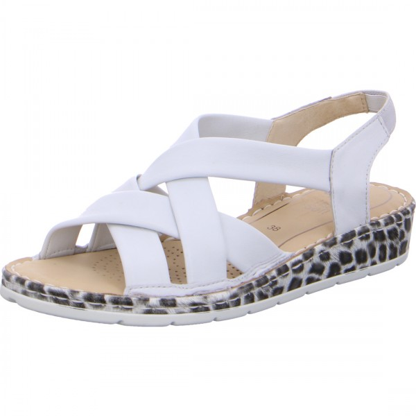 ara wedge sandals Positano
