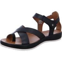 Damen Sandalette Dubai schwarz