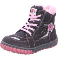 Mädchen Stiefelchen JONA-TEX grau