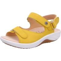 Sandalette GENDA gelb