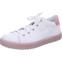 Mädchen Sneaker IMANI weiß-rosé
