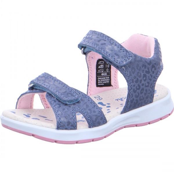 Mädchen Sandale DANI blau