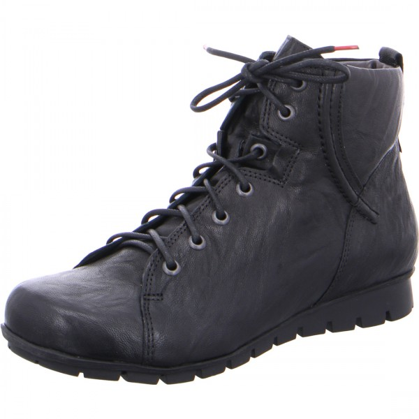 "Think laced boot ""MENSCHA"""