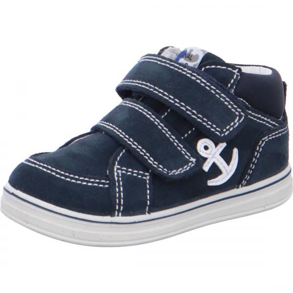 Jungen Stiefelchen JACKO blau