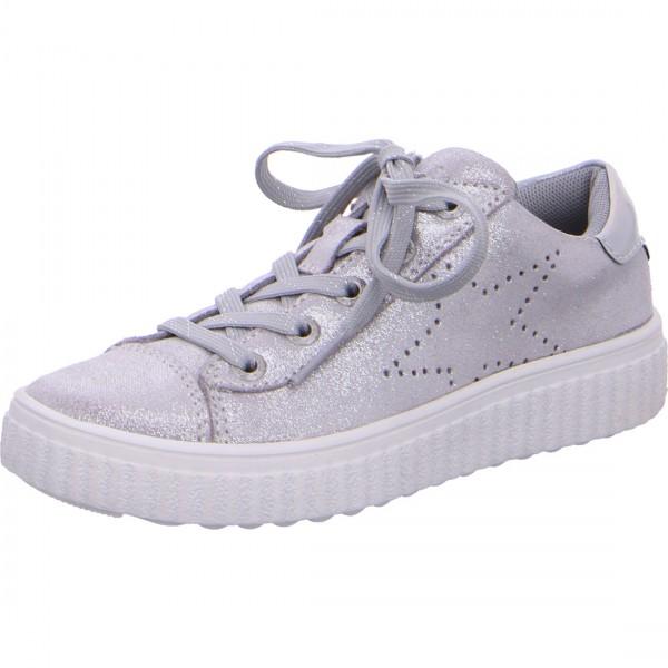 Mädchen Sneaker NELIA silber