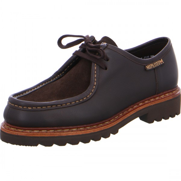 Mephisto men's lace-up PEPPO