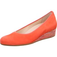 Pumps Nizza orange