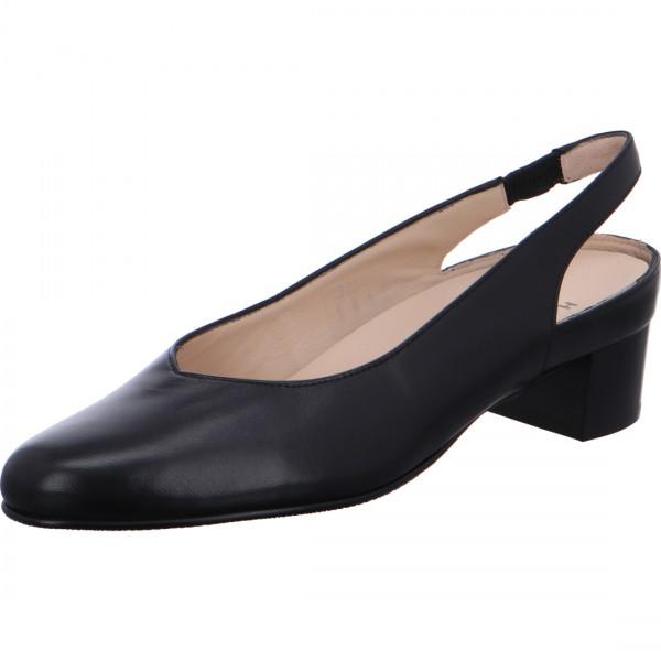 Slingpumps Siena schwarz