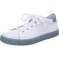 Mädchen Sneaker IMANI weiß-hellblau