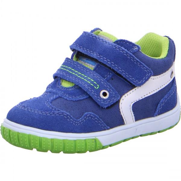 Jungen Stiefelchen BRUCY blau