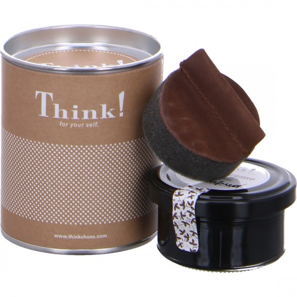 Think shoe care black