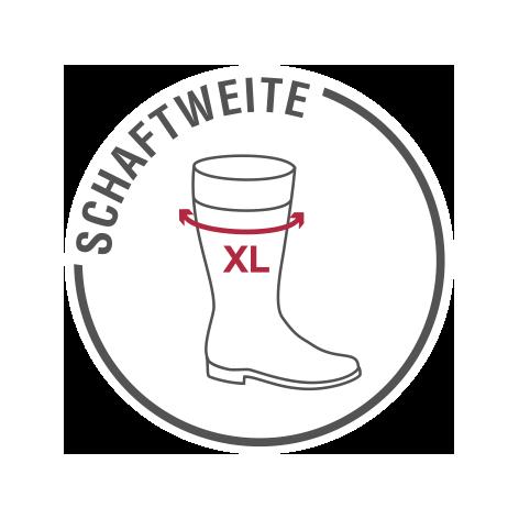Schaftweite-XL-D