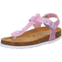Mädchen Sandale OANA rosa-metallic