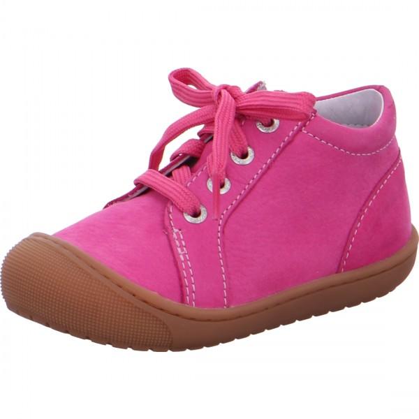 Mädchen Lauflernstiefelchen INO pink