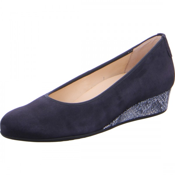Pumps Nizza blau