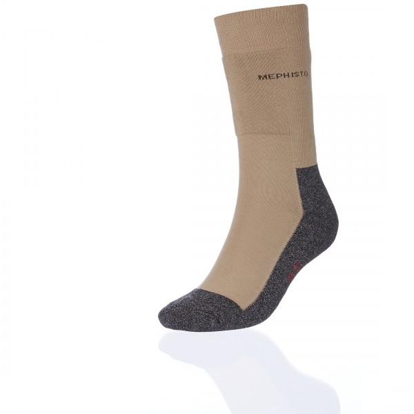 Mephisto trekking socks brown