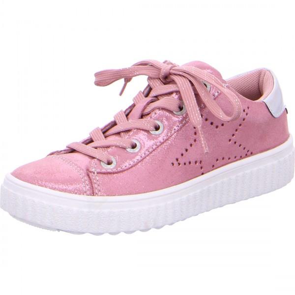 Mädchen Sneaker NELIA rosa