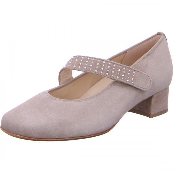Pumps Evelyn taupe