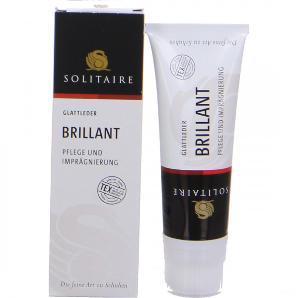 BRILLANT cream black