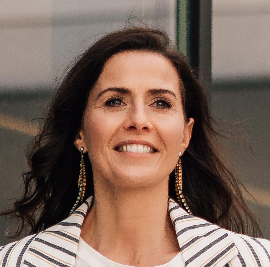 Babett Geschäftsfrau, Model, Bloggerin