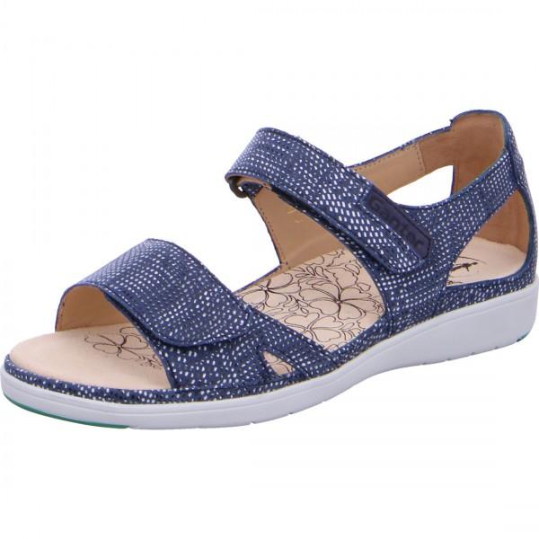 Sandalette GINA dunkelblau