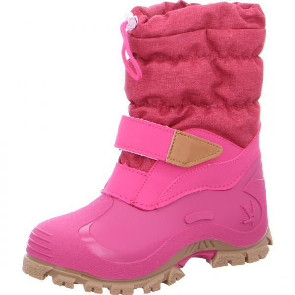 Mädchen Winterstiefel FINN pink