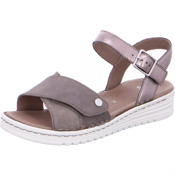 ara heeled sandals Havanna