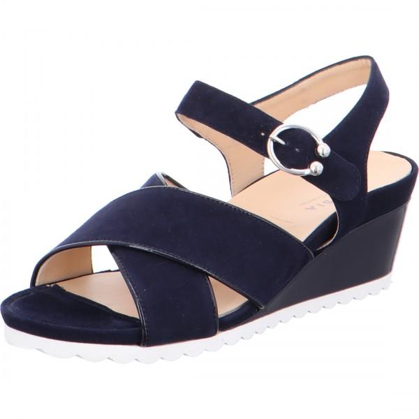 Sandalen Pescara blau