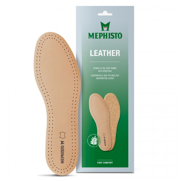 Mephisto leather insole