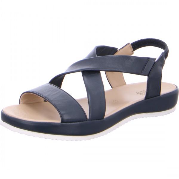 Sandale Dubai blau
