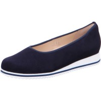 Slipper Pisa blau